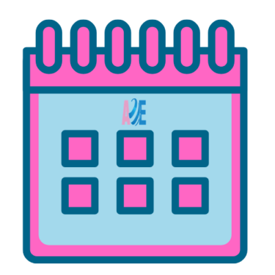 AE calendar 500 x 500